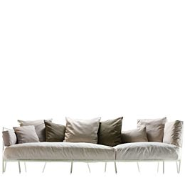 Dehors divano 3 posti per esterni