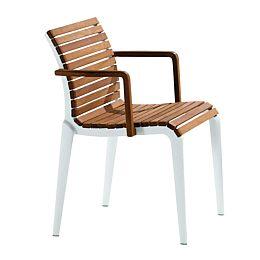Teak Chair poltroncina per esterni