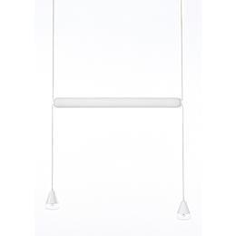 Puro Single lampada a sospensione - Grande