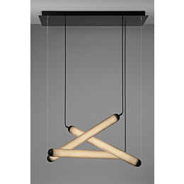Puro Eclectic Small - Lampada a sospensione