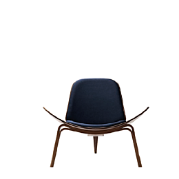 CH07 shell chair poltroncina