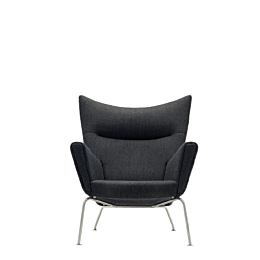 CH445 wing chair poltroncina