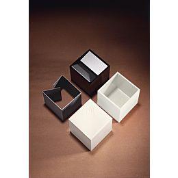 Cubo posacenere da tavolo