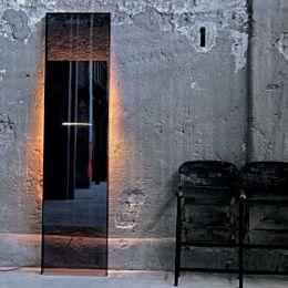 Diva specchio con luce
