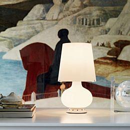 Fontana lampada da tavolo Ø cm 20