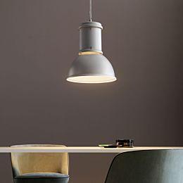 Lampara lampada a sospensione Ø cm 40