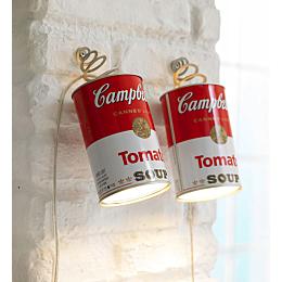 Canned Light LED lampada da parete