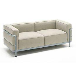 LC3 Outdoor divano 2 posti