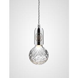 Crystal Bulb Pendant lampada a sospensione