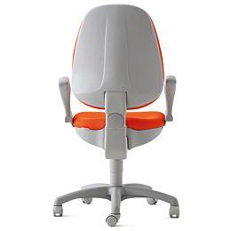 Wing sedia operativa con schienale alto