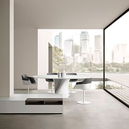 S Table ovale