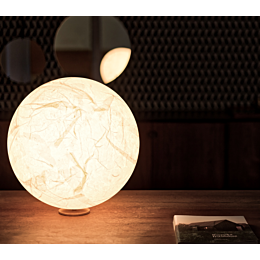 Moon T Lampada da tavolo