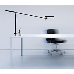Morsetto lampada da tavolo