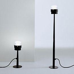 Fresnel lampada da terra per esterni