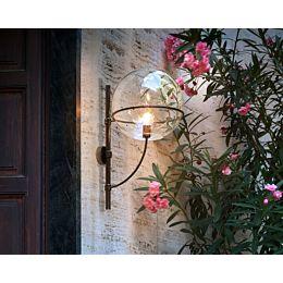 Lyndon lampada a parete per esterni