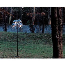 Lyndon lampada da terra per esterni