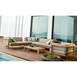 Pure Sofa divano angolare componibile 291x291