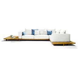 Vis à vis divano angolare componibile 439x241