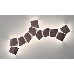 Origami lampada da parete ed esterno