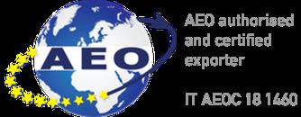 Logo AEO Certified