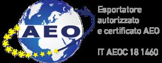 Logo certificazione AEO